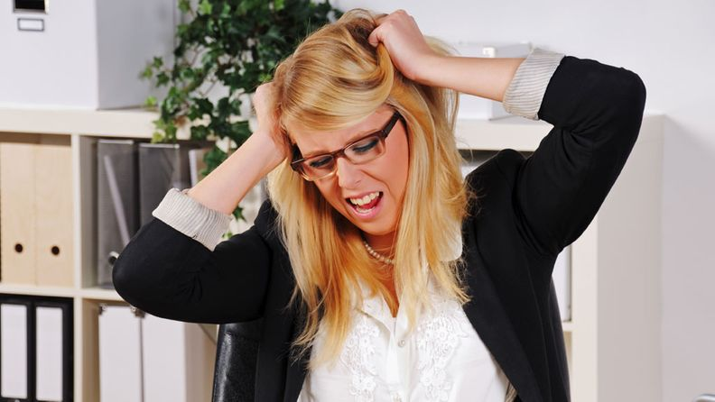 Työuupumus voi aiheuttaa vakavia sairauksia.