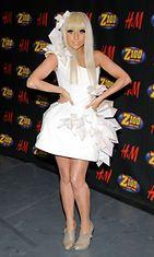 Lady Gaga vuonna 2008