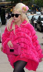 Lady Gaga turkiksessa vuonna 2012.