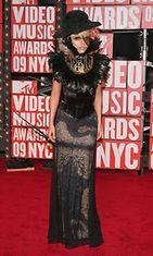 Lady Gaga vuonna 2009 MTV Music Awardeista.