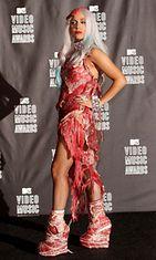 Lady Gaga vuonna 2010 MTV Music Awardseissa.