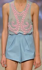 2012: Mercedes-Benz Festival Fashion Sydney MBFFS Alice McCall
