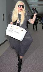 Lady Gaga vuonna 2010 Japanissa.