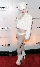 Lady Gaga vuonna 2010.