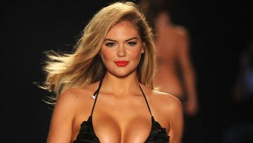Kate Upton on tullut tunnetuksi monista bikinikuvauksista.