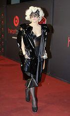 Lady Gaga vuonna 2009.