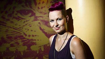 Miss Gay Finland Leena Luuri haluaa puhua moninaisuuden puolesta.