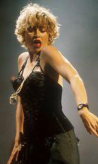 Madonna vuonna 1989.