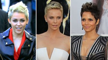 Miley Cyrus, Charlize Theron ja Halle Berry