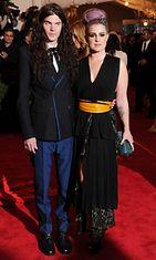 Matthew Mosshart & Kelly Osbourne