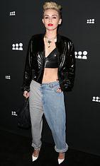 Miley Cyrus kesäkuussa 2013.