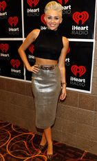 Miley Cyrus syyskuussa 2012.