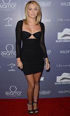 Miley Cyrus kesäkuussa 2012.