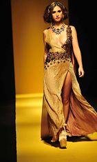 Tina Daniacin asu, Philippine Fashion Week Holiday 2013