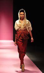 Alodia Cecilian asu, Philippine Fashion Week Holiday 2013