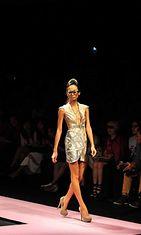 Oz Gon asu, Philippine Fashion Week Holiday 2013