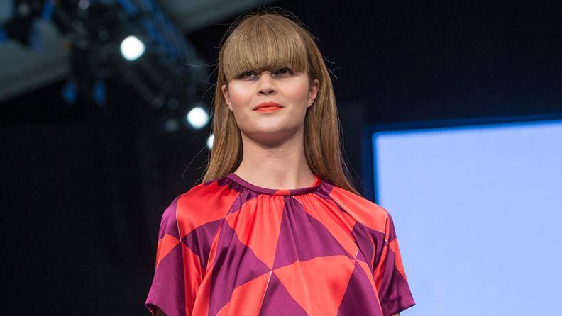 Marimekko esittäytyi Tukholman muotiviikolla tammikuussa 2013.