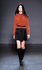 Victoria Beckham New Yorkin muotiviikko 2013