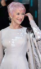 10.2.2013: Helen Mirren BAFTA-gaalassaGetty Images