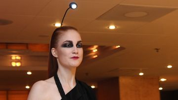 Pretty Scary Hair & Make up Couture Show: Susanna Mäkelä