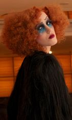 Pretty Scary Hair & Make up Couture Show: Elina Mauno