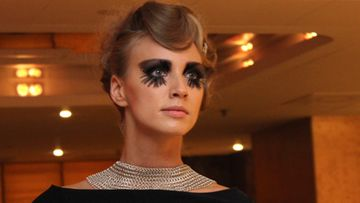 Pretty Scary Hair & Make up Couture Show: Emilia Järvelä