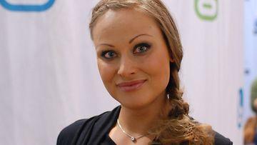 Subin Rakas, sinusta on tullut pullukka -ohjelman Jenni Levävaara.