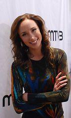 MTV3n KIDSing-ohjelman juontaja Niina Backman.