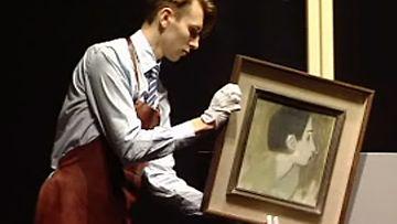 Bukowskin aarteet: Modernismin aika. Helene Schjerfbeckin maalaama muotokuva.
