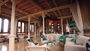 Britannian kauneimmat kodit: Kun kirkko kääntyy kodiksi