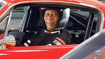 AVA Elokuva: Nyt tai ei koskaan. Morgan Freeman