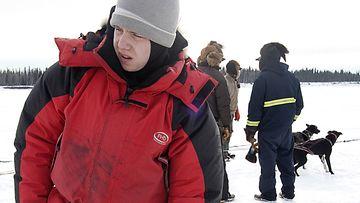 Koirakoulu ihmiselle: Koiravaljakkokisat Alaskassa