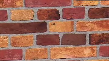 Seinään on helppo asentaa tai ruuvata hyllyjä, toisin kuin tiiliseinään.