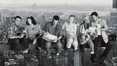 Frendit, 1999. Matthew Perry, Jennifer Aniston, Courteney Cox, Matt Le Blanc, Lisa Kudrow, ja David Schwimmer