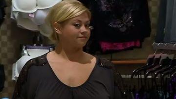 Suurin pudottaja: Tyyliä kehiin. Ashley