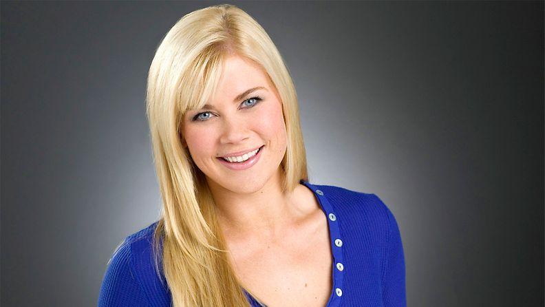 Suurin pudottaja -juontaja Allison Sweeney