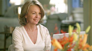 Diane Keaton elokuvassa Jotain annettavaa
