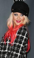 Christina Aguilera marraskuussa 2012.