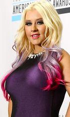 Christina Aguilera lokakuussa 2012.