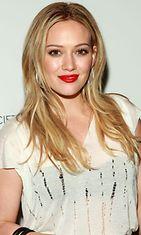 Hilary Duff vuonna 2009.