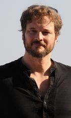 2008 Colin Firth San Sebastiánin elokuvajuhlilla