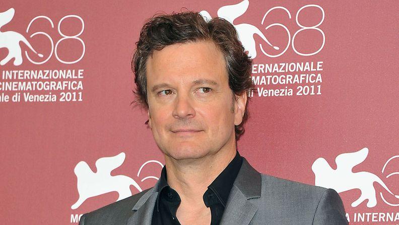 Colin Firth vuonna 2011.