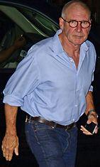 Harrison Ford näytti tyylikkäältä.