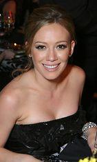 Hilary Duff vuonna 2007.