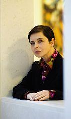 Rossellini Berliinissä vuonna 2006. Nainen promosi tuolloin elokuvaansa The Feast of the Goat (La Fiesta del Chivo)