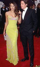 Hugh Grant ja Liz Hurley