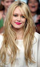 Hilary Duff vuonna 2004.
