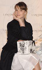 Elettra Rossellini on seurannut äitinsä jalanjälkiä: vuonna 2006 hän ryhtyi  Lancomen kasvoiksi. Isabella oli kyseisen merkin kasvo 14 vuoden ajan.