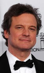 2011 Colin Firth Golden Globe