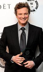 2011 Colin Firth Lontoossa